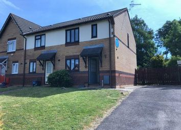 Thumbnail 3 bed terraced house to rent in Lewis Way, Thornwell, Chepstow