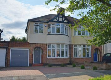 Thumbnail 3 bed semi-detached house for sale in Holmdale Road, Chislehurst