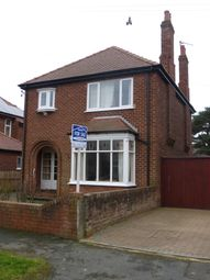 Thumbnail 3 bed detached house for sale in Kingston Crescent, Bridlington