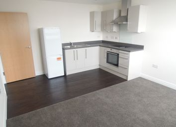 Thumbnail 2 bed flat for sale in Swingate, Stevenage