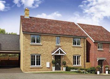 Thumbnail 4 bedroom property for sale in Oakbrook San Andres Drive, Newton Leys, Bletchley, Milton Keynes