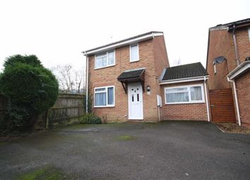 Thumbnail 3 bed detached house for sale in Lineacre Close, Grange Park, Swindon