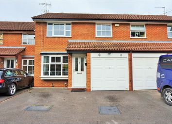 Thumbnail 3 bed terraced house for sale in Wimblington Drive, Reading