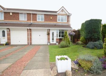 Thumbnail 3 bed property for sale in Cheviot Gardens, Seaham