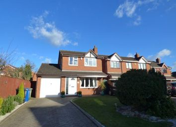 Thumbnail 3 bed detached house for sale in Lindisfarne, Glascote, Tamworth, Staffordshire