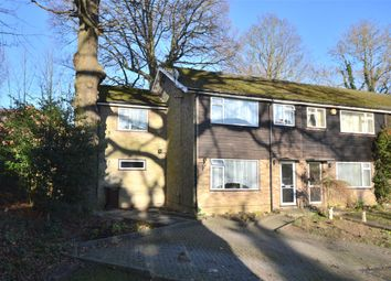 Thumbnail 4 bed end terrace house for sale in Oakwood Close, South Nutfield, Redhill