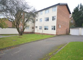 Thumbnail 1 bed flat to rent in Woodvale Court, Upton, Wirral