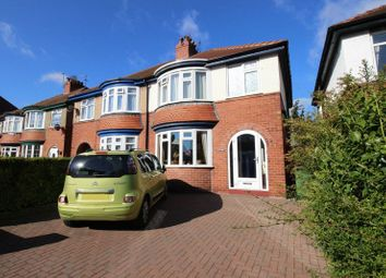 Thumbnail 3 bed semi-detached house for sale in Manor Gardens, Scarborough