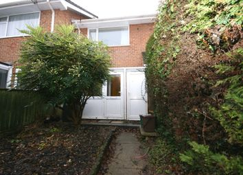 Thumbnail 2 bed terraced house for sale in Blandford Road, Corfe Mullen, Wimborne