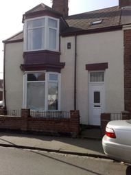 Thumbnail 3 bedroom end terrace house to rent in Hastings Street, Hendon, Sunderland