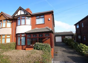 3 bed semi-detached house for sale in Standring Gardens, St. Helens WA10