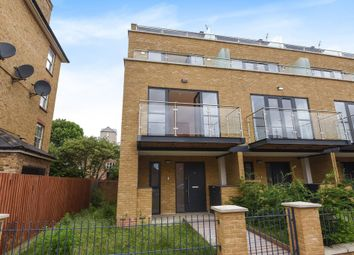 Thumbnail 4 bed end terrace house for sale in Tiller Road, London