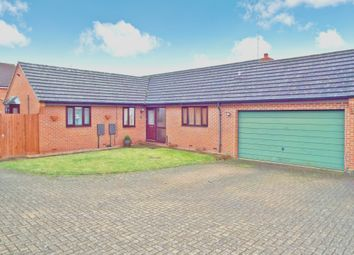 3 bed detached bungalow for sale in The Grove, Wollaston, Northamptonshire NN29