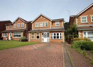 Thumbnail 5 bed detached house for sale in Princes Meadow, Newcastle Upon Tyne, Gosforth