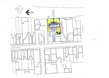 Thumbnail Land for sale in George Street, Riddings, Alfreton
