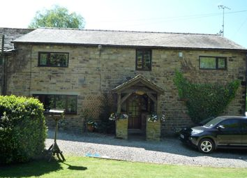 Thumbnail 3 bedroom semi-detached house for sale in Gamesley, Glossop
