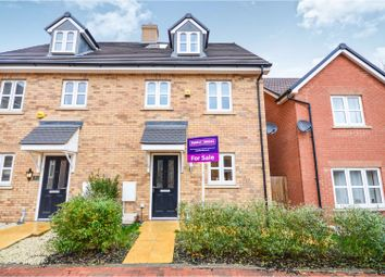 Thumbnail 4 bed semi-detached house for sale in Radcliffe Mews, Shortstown