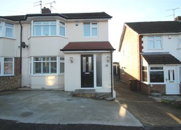 Thumbnail 3 bed detached house for sale in Benenden Road, Wainscott, Kent