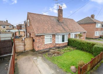 Thumbnail 3 bed semi-detached bungalow for sale in Minster Avenue, Huntington, York