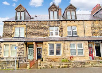 Thumbnail 4 bed terraced house for sale in College Road, Harrogate