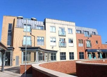Thumbnail 2 bed flat to rent in Church Road, Egham, Surrey