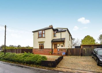 Thumbnail 4 bed detached house for sale in High Street, Pavenham, Bedford