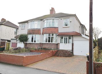Thumbnail 4 bed semi-detached house for sale in St Julians Road, Newport