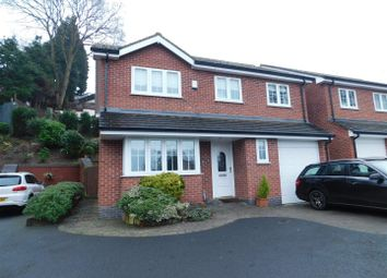 Thumbnail 4 bed detached house to rent in Chester Road North, Kidderminster
