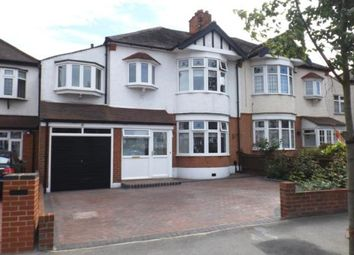 Thumbnail 4 bed semi-detached house for sale in Bressey Grove, South Woodford, London