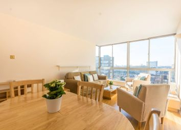 Thumbnail 2 bed flat to rent in Quadrangle Tower, Hyde Park Estate