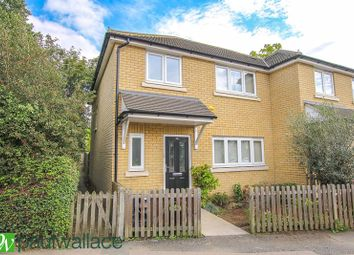 3 bed semi-detached house for sale in Stanstead Road, Hoddesdon EN11