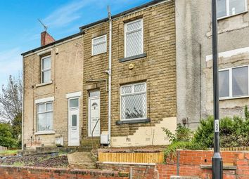 Thumbnail 3 bedroom terraced house for sale in Newman Road, Sheffield