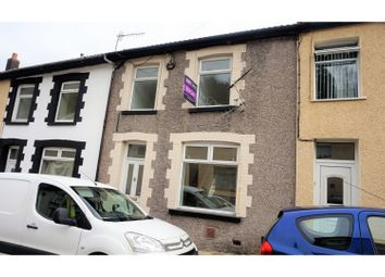 Thumbnail 3 bed terraced house for sale in Woodland Road, Ferndale
