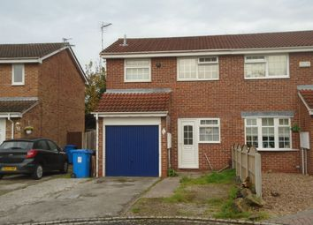 Thumbnail 2 bed town house to rent in 2 Bedroom Town House, Simcoe Leys, Chellaston