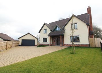 Thumbnail 5 bed detached house for sale in Chirk House, Yell Bank, Montford Bridge, Shrewsbury