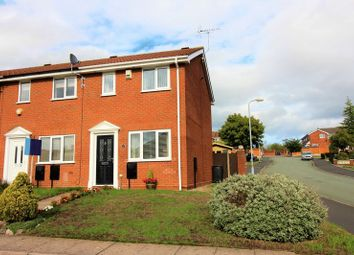Thumbnail 2 bed end terrace house for sale in Summerhill Drive, Waterhayes, Newcastle Under Lyme