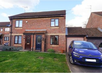 Thumbnail 2 bedroom semi-detached house for sale in Larchside Close, Reading