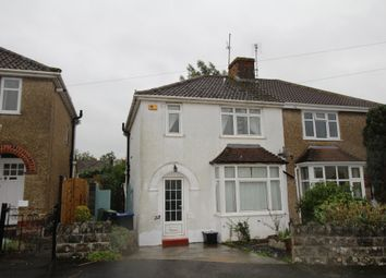 Thumbnail 2 bed semi-detached house to rent in Chestnut Road, Chippenham