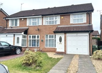 3 bed semi-detached house for sale in Barford Crescent, Kings Norton, Birmingham B38