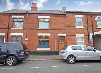 Thumbnail 3 bedroom terraced house for sale in Melbourne Street, Derby