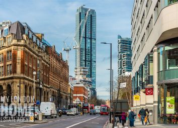 Thumbnail 2 bed flat for sale in Carrara Tower, 250 City Road, Islington