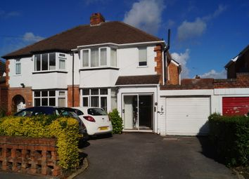 Thumbnail 3 bedroom semi-detached house to rent in Berkeley Road, Shirley, Solihull