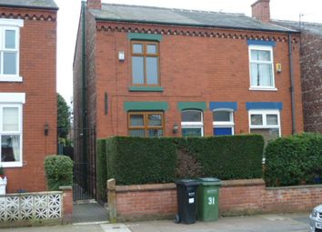 Thumbnail 2 bedroom terraced house to rent in Madras Road, Edgeley, Stockport