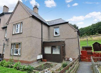 Thumbnail 3 bed flat for sale in Tweedholm Avenue East, Walkerburn