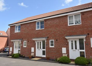 Thumbnail 2 bedroom terraced house for sale in Kemps Field, Cranbrook, Near Exeter