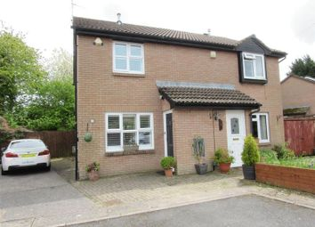 Thumbnail 3 bedroom semi-detached house for sale in Nant Y Pepra, Michaelston-Super-Ely, Cardiff