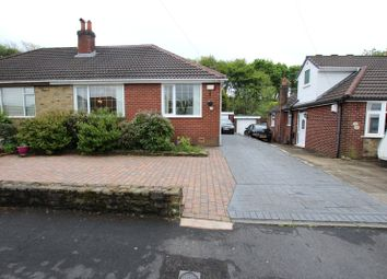 Thumbnail 3 bed semi-detached house for sale in Ladyhouse Close, Milnrow, Rochdale, Greater Manchester