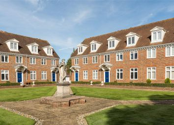Thumbnail 4 bedroom end terrace house for sale in The Square, High Pine Close, Weybridge, Surrey