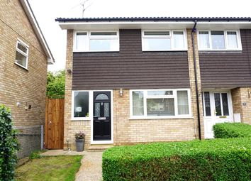 Thumbnail 3 bed property for sale in Folly Close, Hitchin