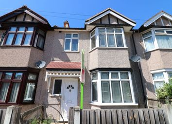 Thumbnail 3 bed terraced house to rent in Arthur Road, Romford